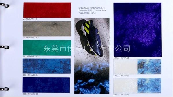 领略最新运动时尚热潮样板册&赢咖2代理制作